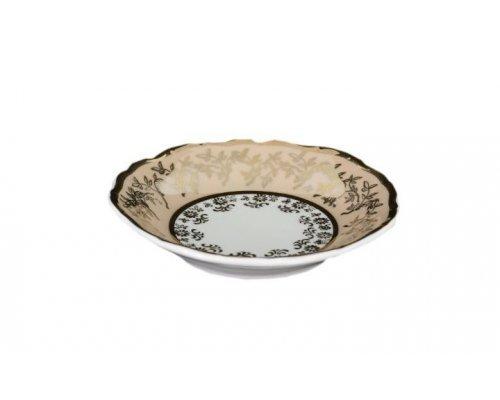 Набор розеток 11 см Фредерика Лист Бежевый Карлсбад (Carlsbad) (6 шт)