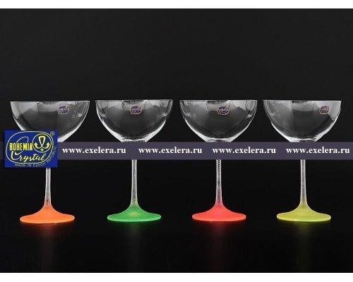 Набор креманок 340 мл Арлекино Богемия Кристал (Bohemia Crystal) (4 шт)