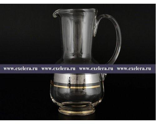 Графин 1,5 л V-D Богемия Кристал (Bohemia Crystal)