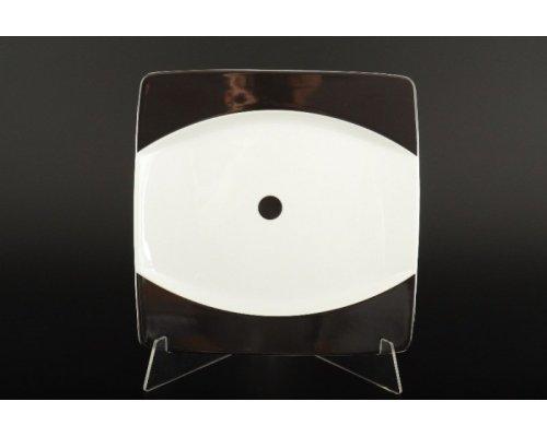 Набор тарелок 21 см Тхун (Thun) Домино EYE