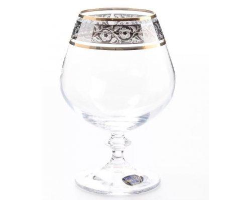 Набор бокалов для бренди 400 мл Анжела Панто (6 шт)