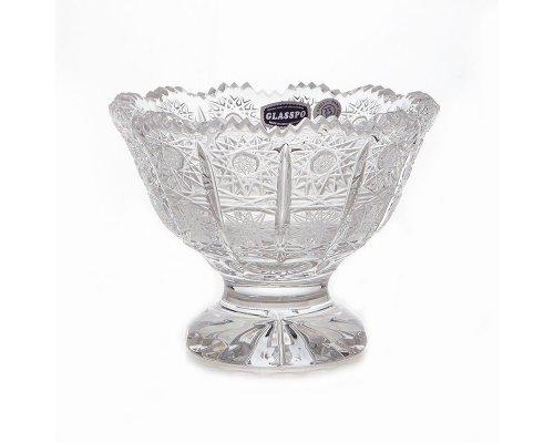 Конфетница 15 см Glasspo Bohemia (Богемия)