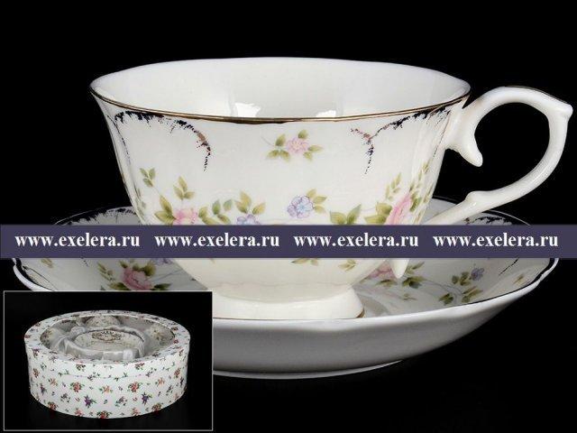 Набор чайных пар 250 мл Royal K4101 (6 пар)