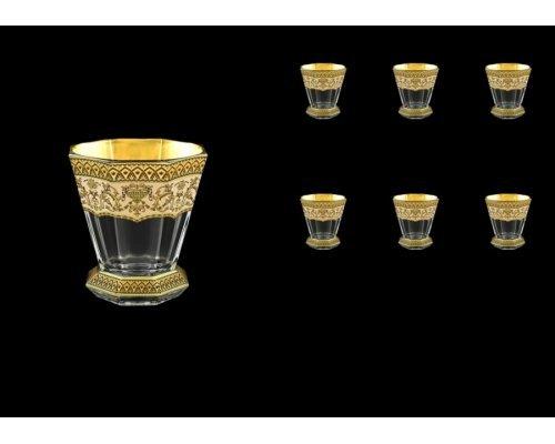 Набор стаканов 6 шт 310 мл Astra Gold