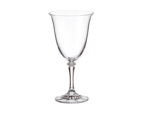 Набор бокалов для вина 360 мл Kleopatra Crystalite Bohemia (6 шт)