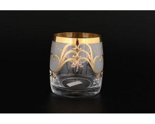 Набор стаканов для виски 290 мл 6 штук Богемия Кристал (Bohemia Crystal)