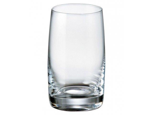 Набор стаканов 250 мл Идеал Богемия Кристал (Bohemia Crystal) (6 шт)