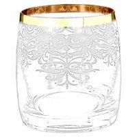Набор стаканов для виски 290 мл Идеал Каскад R-G Bohemia (Богемия) (6 шт)