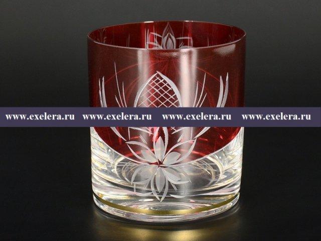 Набор стаканов 280 мл E-S Bohemia (Богемия) 6 шт