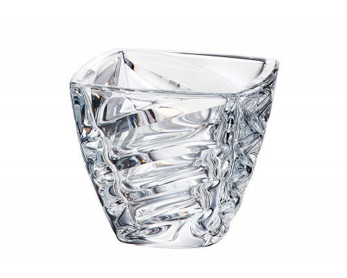 Конфетница 18 см Facet Crystalite Bohemia