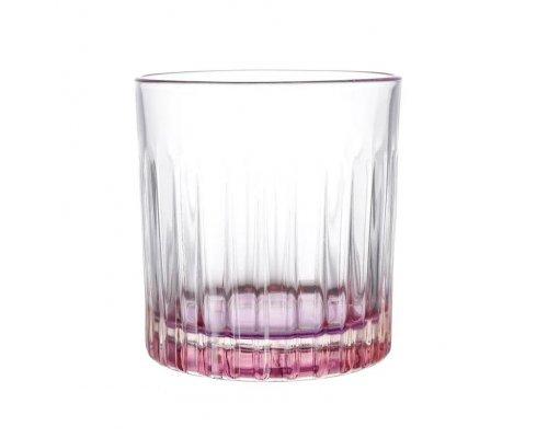 Набор стаканов для виски 360 мл оранжевые GIPSY - DOF RCR Cristalleria Italiana