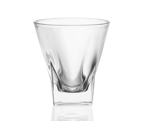 Набор стаканов 6 шт для виски 180 мл TUMBLERS RCR Cristalleria Italiana