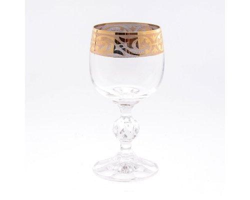 Набор бокалов для вина 150 мл V-D Богемия Кристал (Bohemia Crystal) (6 шт)