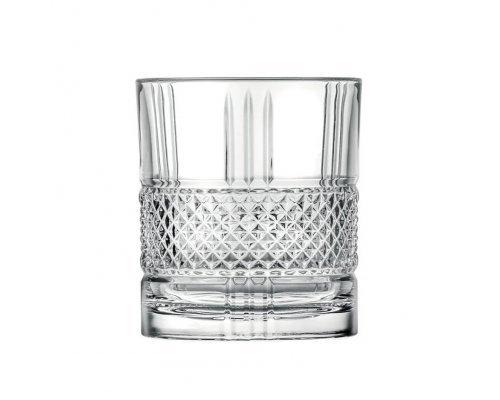 Набор стаканов для виски RCR Brillante 300мл (6 шт)
