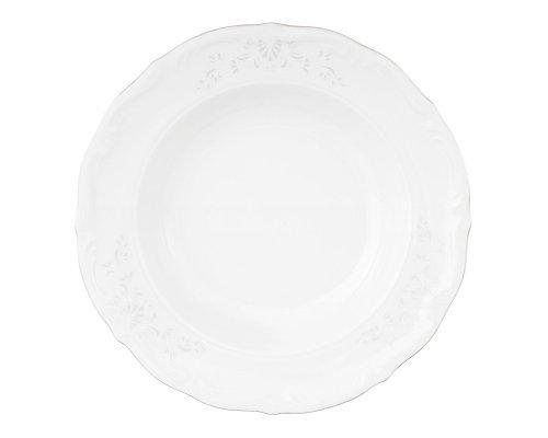 Набор глубоких тарелок 22,5 см Свадебный узор Repast (6 шт)
