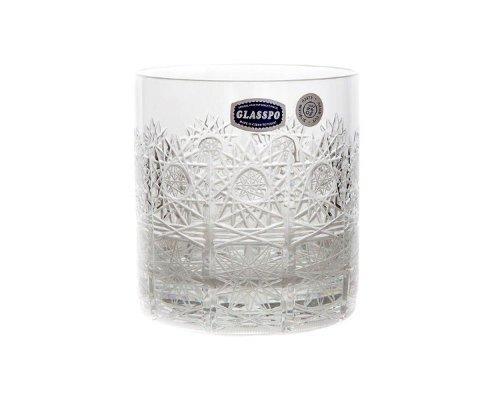 Набор стаканов для виски 330 мл Glasspo Bohemia (Богемия) (6 шт)