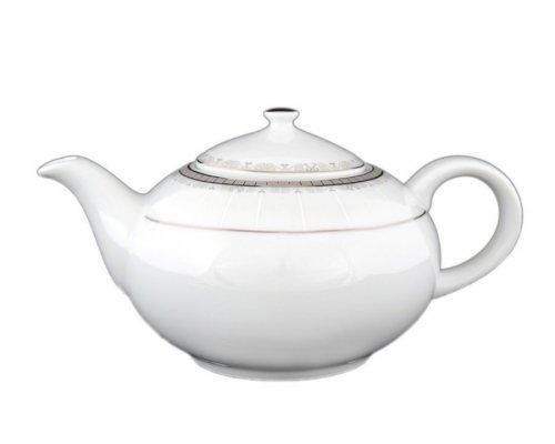 Чайник 1,2 л Тхун (Thun) Опал Платиновая лента