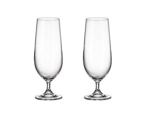 Набор бокалов для пива Crystalite Bohemia Colibri/Gastro 380 мл (2 шт)