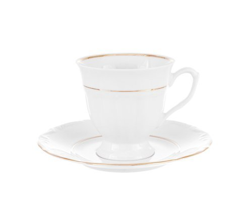 Набор чайных пар Repast Классика (6 шт) 200 мл