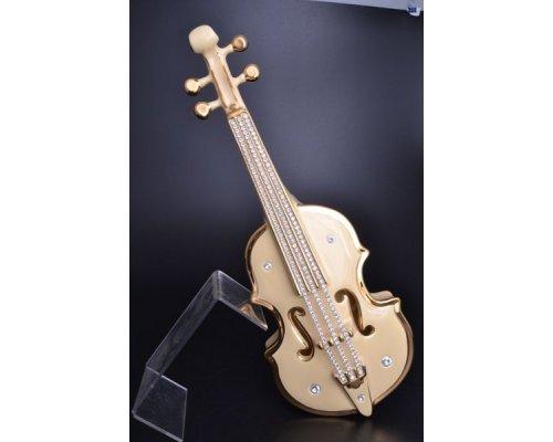 Скрипка медовая 47 см Бруно Костенаро (Bruno Costenaro)