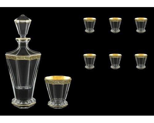 Набор графин и стаканы Astra Gold 7 предметов: 850 мл и стаканы 310 мл
