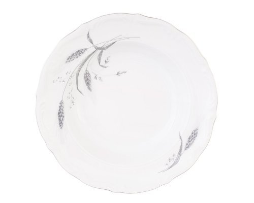 Набор глубоких тарелок 22,5 см Серебряные колосья Repast (6 шт)