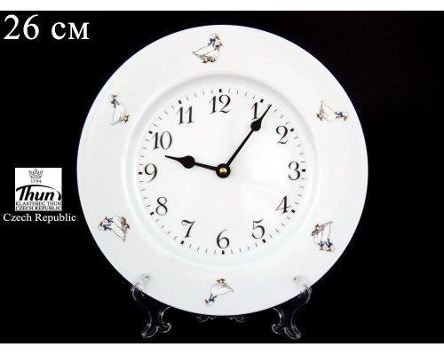 Часы 26 см Гуси Тхун (Thun) Nina