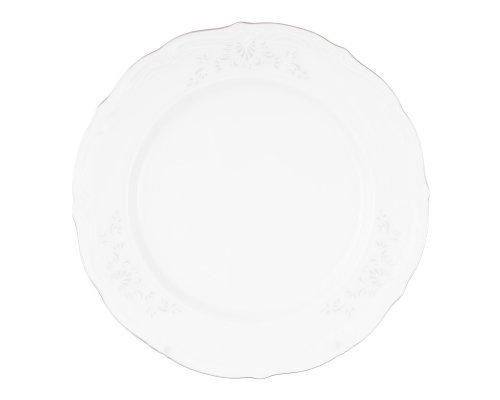 Набор плоских тарелок 25 см Свадебный узор Repast (6 шт)