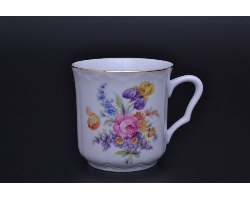 Кружка средняя карель Полевой цветок Карлсбад (Carlsbad)