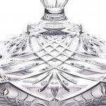 Конфетница с крышкой 18 см Melodia RCR Cristalleria Italiana