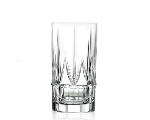 Набор стаканов 6 шт для воды 520 мл Chic RCR Cristalleria Italiana