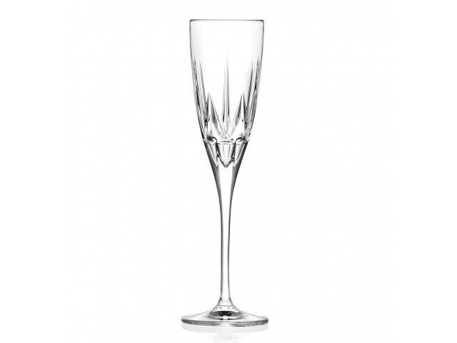 Набор фужеров для шампанского Chic RCR Cristalleria Italiana 150 мл