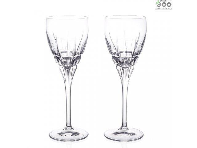 Набор фужеров для вина 250 мл Carrara RCR Cristalleria Italiana 2 шт
