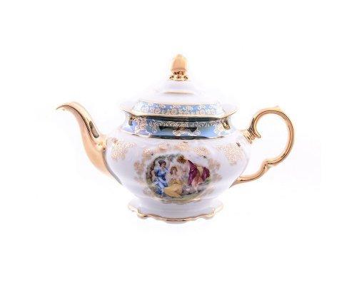 Чайник заварочный Carlsbad Фредерика Мадонна Зелёная 0.8 л