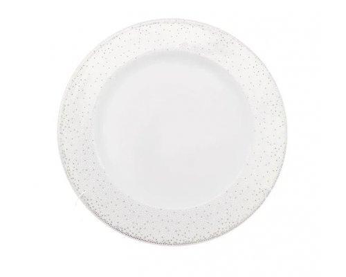 Набор плоских тарелок 21 см Жемчуг Repast (6 шт)