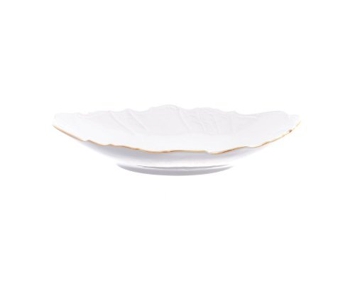 Блюдо для хлеба 34 см Бернадотт Белый узор