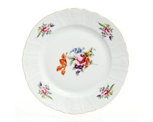 Блюдо круглое 32 см Бернадотт Полевой цветок