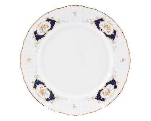 Блюдо круглое 30 см Бернадотт Синий глаз