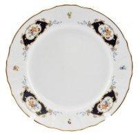 Набор тарелок 25 см Бернадотт Синий глаз (6 шт)