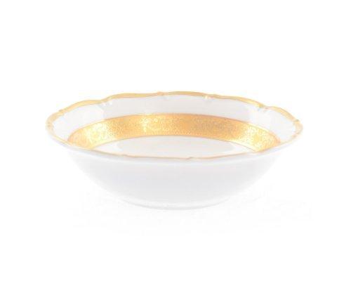 Набор салатников 13 см Мария Луиза Матовая полоса Карлсбад (Carlsbad) (6 шт)