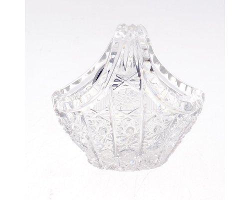Корзина 8 см Glasspo Bohemia (Богемия)
