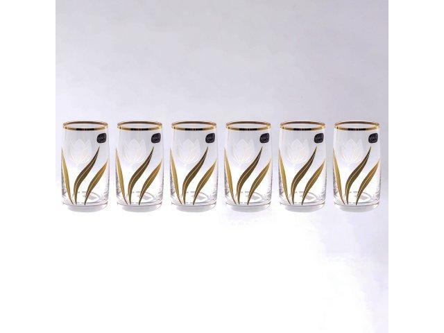 Набор стаканов 250 мл Crystalite Bohemia