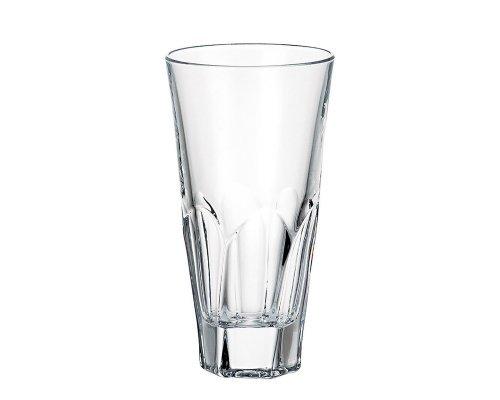 Набор высоких стаканов для воды 480 мл Apollo Crystalite Bohemia 6 шт