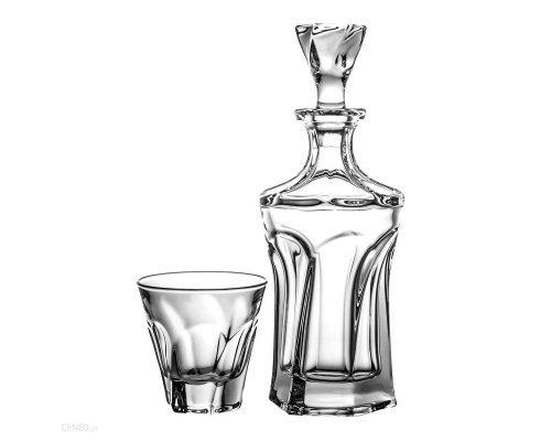 Набор для виски 7 предметов Apollo Crystalite Bohemia