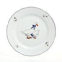 Блюдо круглое 30 см Тхун (Thun) Констанция Гуси