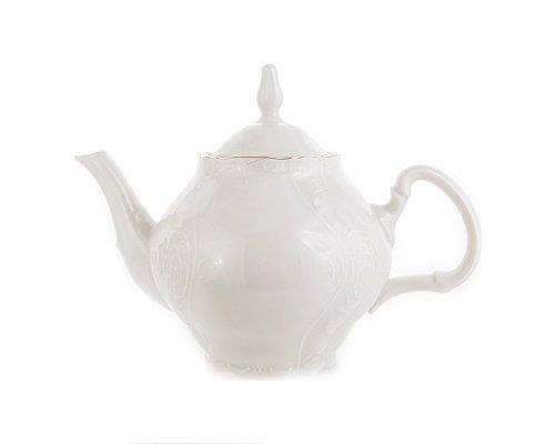 Чайник 1,2 л Бернадотт Платиновый узор