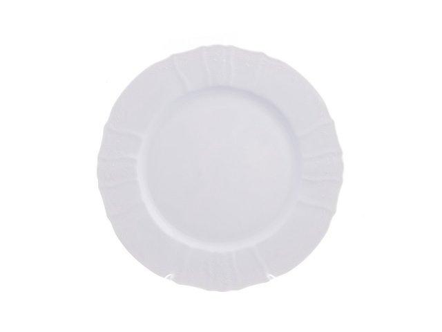 Блюдо круглое 30 см Бернадотт 0000 Недекорированный