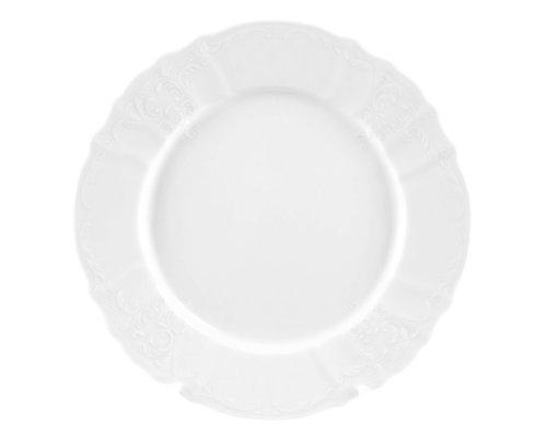 Набор тарелок 27 см Бернадотт 0000 Недекорированный (6 шт)