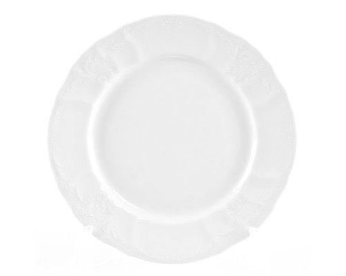 Набор тарелок 19 см Бернадотт 0000 Недекорированный (6 шт)