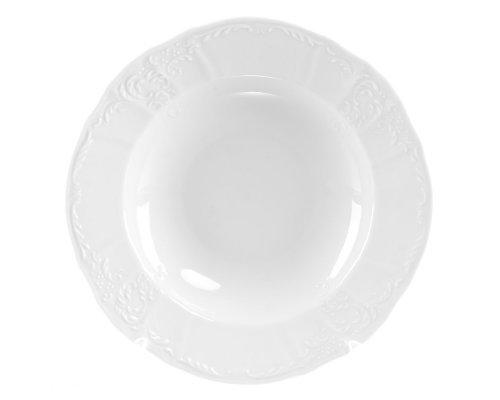 Набор глубоких тарелок 21 см Бернадотт 0000 Недекорированный (6 шт)